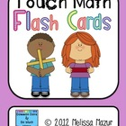 Touch Math Flashcards - Addition and Subtraction