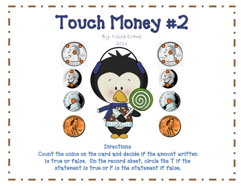 Touch Money #2