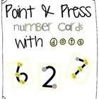Touch Point Number Posters with Dots 1-9