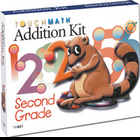 TouchMath Addition Kit Second Grade