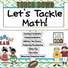 Touchdown Time! Let&#039;s Tackle Math!