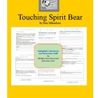 Touching Spirit Bear Complete Literature and Grammar Unit