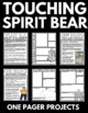 Touching Spirit Bear - Complete Novel Study - Questions, A