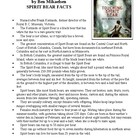 Touching Spirit Bear Novel Spirit Bear Facts