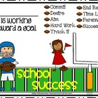 Track Your Grades Pack {Graphs, Goals, Skit}