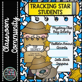 Tracking Down Star Students-Mystery Clue Bag Activity