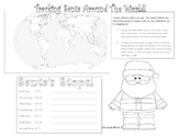 Tracking Santa- A mapping and Mathematics Christmas Activity