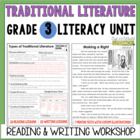 Traditional Literature Reading & Writing Unit Grade 3: 40