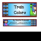 Train Colors