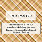Train Track Final Consonant Deletion Activity