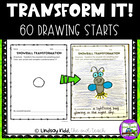 Transform It!  Creative drawing transformations!