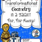 Transformational Geometry In A Galaxy Far, Far Away! - 10