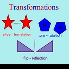 Transformations Flip, Slide, or Turn Math Smartboard Lesson