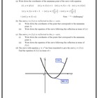 Transformations of Graphs including Sine, Cosine, Odd and