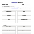 Transition Worksheet Appendix A side 2