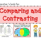 Transition or Connecting Words for Reading/Writing POSTER/