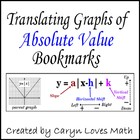 Translating Absolute Value Bookmarks