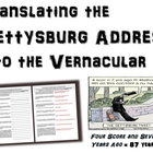 Translating the Gettysburg Address