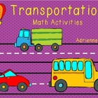Transportation: Math Activities