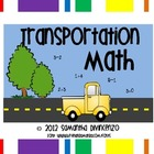 Transportation Math (Addition and Subtraction)