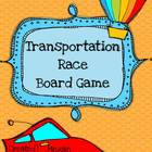 Transportation Race Board Game