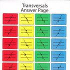 Transversals Game For I have Who Has