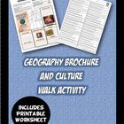 Travel Brochure Geography Assignment Project