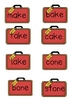 Travel Suitcase Final e Silent e Literacy Center Game