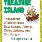 Treasure Island: All Idioms, Slang, Dialect Translated for