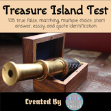Treasure Island Test with Key