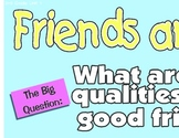 Treasures 2nd Second Grade Big Question Board BQB Units 1-6