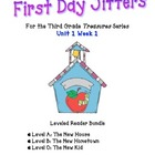 Treasures 3rd- Unit 1 Week 1 Leveled Reader Bundle