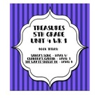 Treasures 5th grade, Unit 4, Week 1 - Small Group Book Act