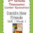 Treasures David's New Friends Center Resources