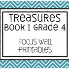 Treasures Focus Wall