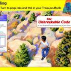 The Unbreakable Code Treasures Smart Notebook
