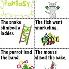 Treasures Mice and Beans Center Resources