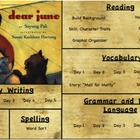 Treasures Reading- Dear Juno Unit 1 Week 2 Flipchart Third Grade