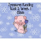 Treasures Reading Resources Unit 5, Week 1 (Olivia)