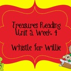 Treasures Reading Resources Unit 5 (Week 4 and 5)