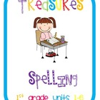 Treasures Spelling Grade 1