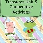 Treasures Unit 5 Cooperative Activities