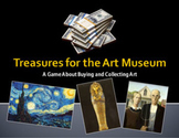 Treasures for the Art Museum- A Game About Buying and Coll