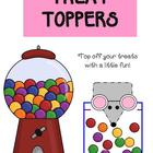 Treat Toppers
