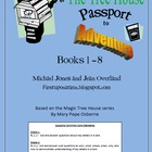 Tree House Passport [Books 1-8] (inspired by Magic Tree Ho