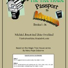Tree House Passport to Adventure (inspired by Magic Tree H
