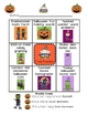 Trick-or-Treat Tic-Tac-Toe Halloween Centers