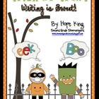 Trick or Treat Writing is Sweet!
