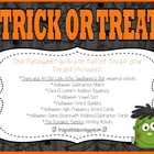 Tricks and Treats {A Halloween Math and Literacy Mini-Unit}