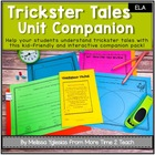 Trickster Tale: Flip-book, Compare & Contrast, and Writing